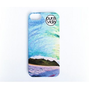 Coque Iphone 5 Rainbow Wave