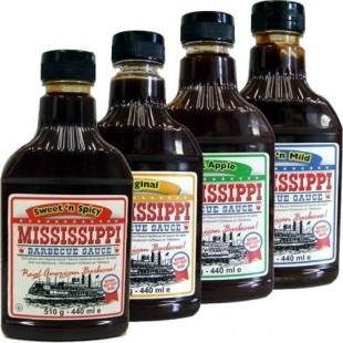 Mississipi Sauce Barbecue