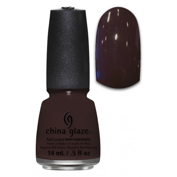 What are you a Freight Of? CHINA GLAZE