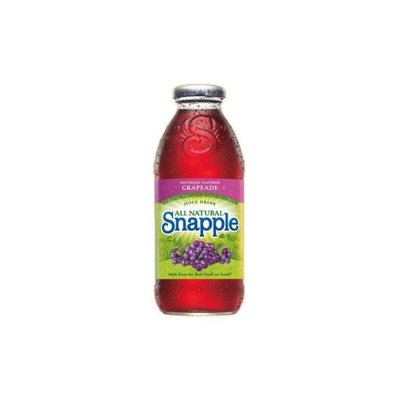 Snapple Grapeade Raisin
