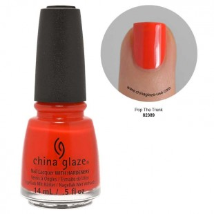 Pop The Trunk CHINA GLAZE
