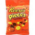 Reese's pieces bag