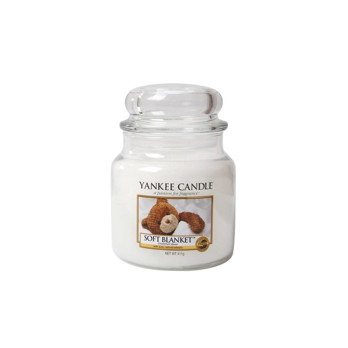 yankee candle jarres soft blanket. Black Bedroom Furniture Sets. Home Design Ideas
