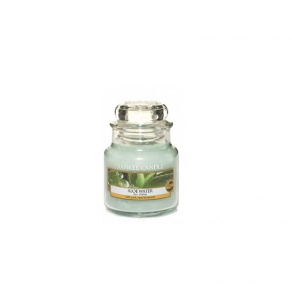yankee candle jarres aloe water. Black Bedroom Furniture Sets. Home Design Ideas