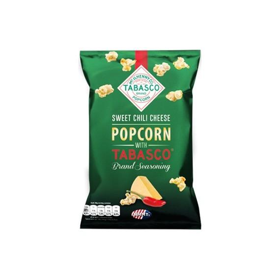 Pop Corn Tabasco