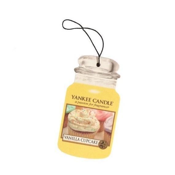Car Jar Vanilla Cupcake Yankee Candle