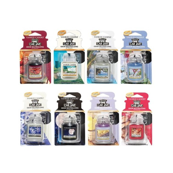 Yankee Candle Ultimate Car Jar Lemon Lavender