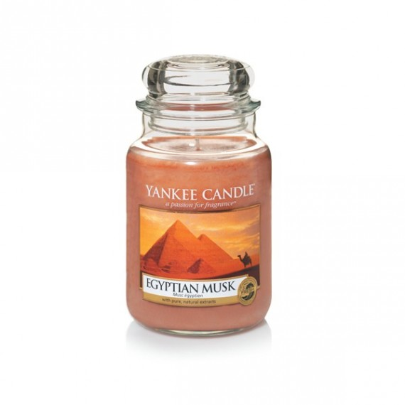 Yankee Candle Petite Jarre Egyptian Musk
