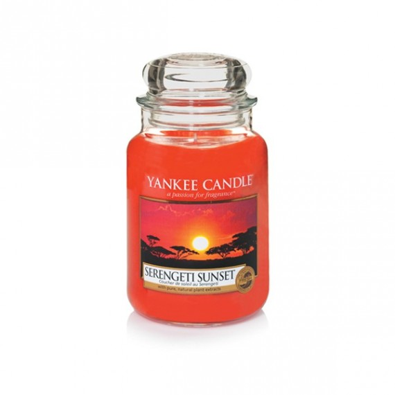 Yankee Candle Petite Jarre Serengeti Sunset