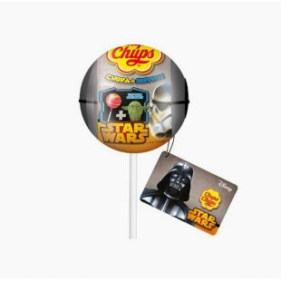 Chupa Chups Star Wars + Top Pen