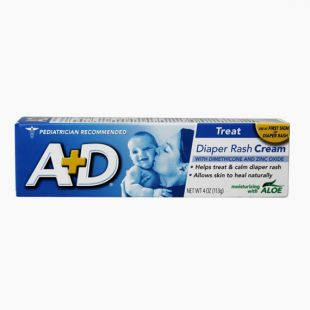 A+D Diaper Rash Cream