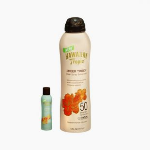 Hawaiian Tropic Lotion 50