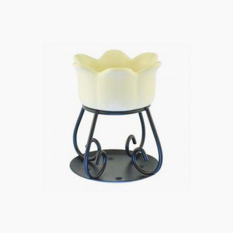 Brûleur à tartes Petale Crème Yankee Candle