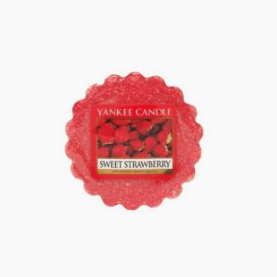 Tartelette Sweet Strawberry Yankee Candle