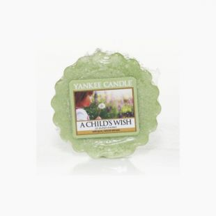 Tartelette A Child's Wish Yankee Candle