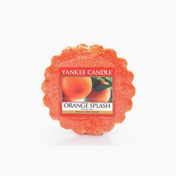 Tartelette Orange Splash Yankee Candle