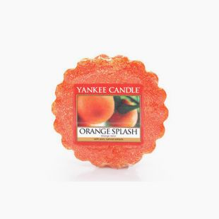 Tartelette Orange Splash Yankee Candle