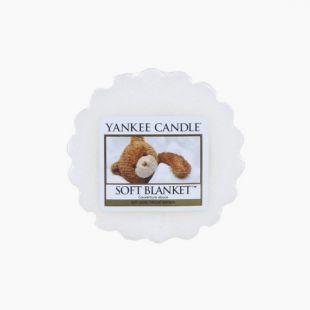 Tartelette Soft Blanket Yankee Candle