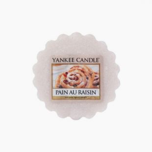 Tartelette Pain au raisin Yankee Candle