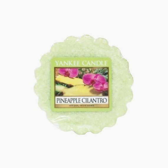 Tartelette Pineapple Cilantro Yankee Candle
