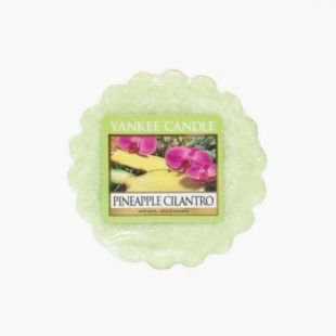Tartelette Pineapple Cilantro Yankee Candle