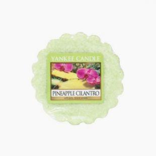 Pineapple Cilantro Tartelette