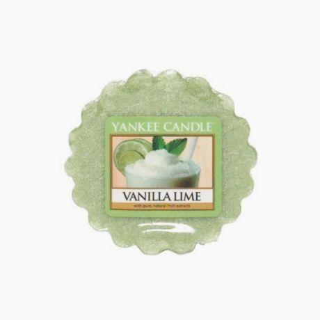 Tartelette Vanilla Lime Yankee Candle