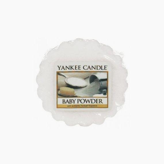 Tartelette Baby Powder Yankee Candle