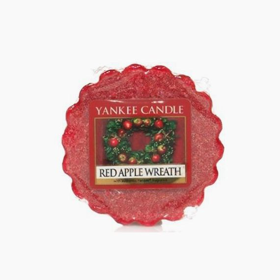 Tartelette Red Apple Wreath Yankee Candle