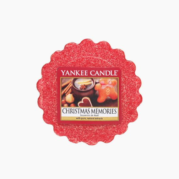 Tartelette Christmas Memories Yankee Candle