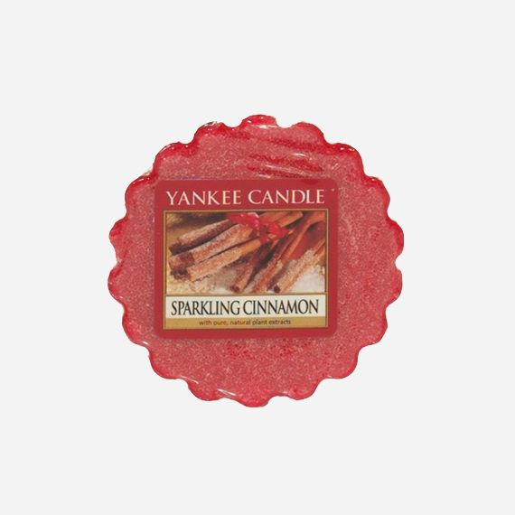Tartelette Sparkling Cinnamon Yankee Candle