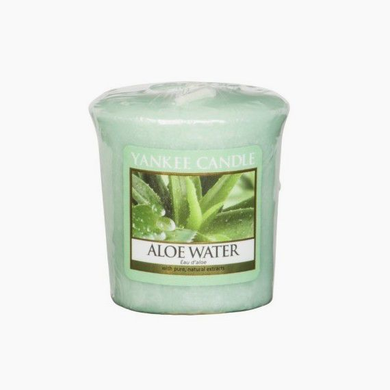 Yankee Candle Votive Aloe Water