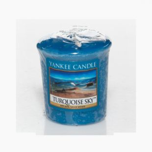 Yankee Candle Votive Turquoise Sky