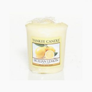 Yankee Candle Votive Sicilian Lemon