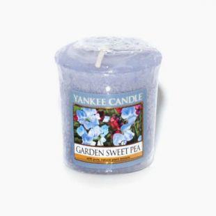 Yankee Candle Votive Garden Sweet Pea