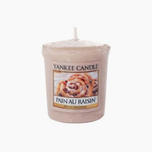 Yankee Candle Votive Pain au Raisin