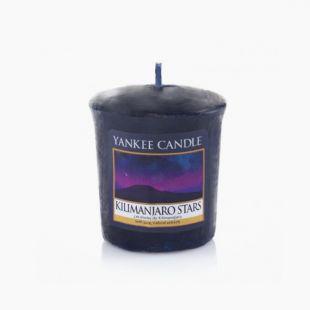 Yankee Candle Kilimandjaro Stars votive