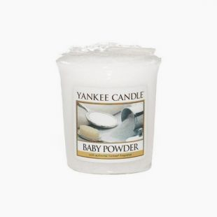 Yankee Candle Votive Baby Powder