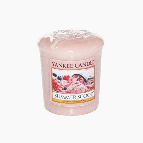 Yankee Candle Votive Summer Scoop