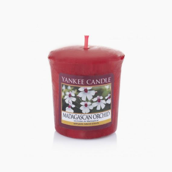 Yankee Candle Votive Madagascan Orchid