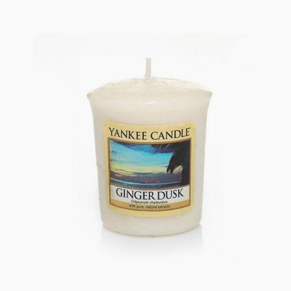 Yankee Candle Ginger Dusk votive
