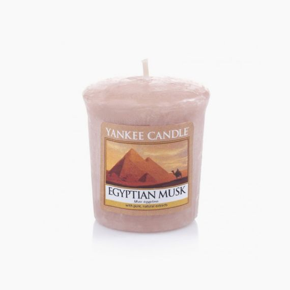 Yankee Candle Egyptian Musk votive