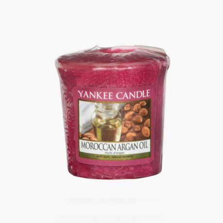 Yankee Candle Moroccan Argan Oil votive