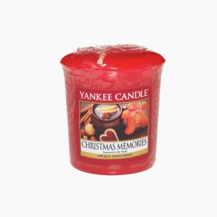 Christmas Memories Votive