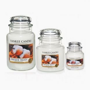 Bougies Jarres Fireside Treats Yankee Candle