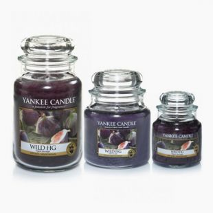 Yankee Candle Jarres Wild Fig Yankee Candle