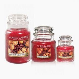 Yankee Candle Jarres Mandarin Cranberry