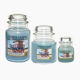 Yankee Candle Bougies Jarres Beach Holiday