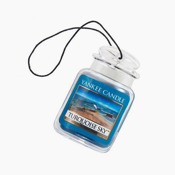 Yankee Candle Ultimate Car Jar Turquoise Sky