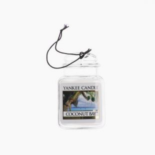 Yankee Candle Ultimate Car Jar Coconut Bay